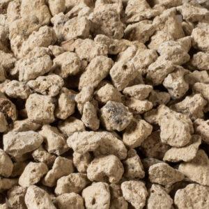 Zeolite granulare