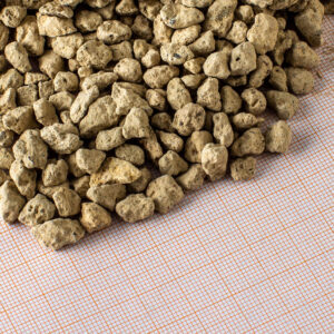 BioPlant Zeo Soil Zeolite Chabasite granulare 3-6 mm - dettaglio