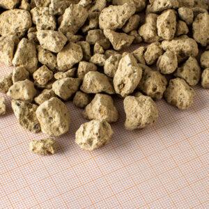 BioPlant Zeo Soil Zeolite Chabasite granulare 6-15 mm - dettagli